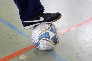 Ball und Fuß-1